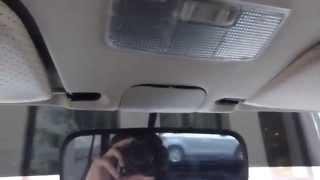 Освещение салона автомобиля ВАЗ 2104-2107