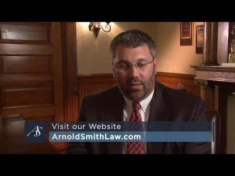 "Charlotte Personal Injury Attorney Matthew R. Arnold of Arnold & Smith, PLLC answers the question ""What if the accident was my fault?"""