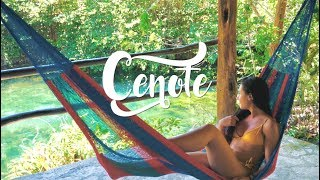 Swimming in the Cenotes of Mexico: Riviera Maya and Cancun || VLOG