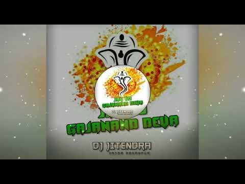 Jay Ho Gajanand Dewa || Cg Ganpati Song (Remix) | DJ JITENDRA ABN |