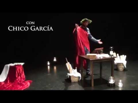 ARS AMANDI - con CHICO GARCÍA en Teatro Alameda Málaga