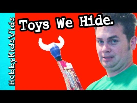 Toys Parents HATE. Funny FAIL Review + HobbyDad Shows Us Why! HobbyKidsVids