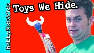 One of HobbyFamilyTV's most viewed videos: Toys Parents HATE. Funny FAIL Review + HobbyDad Shows Us Why! HobbyKidsVids