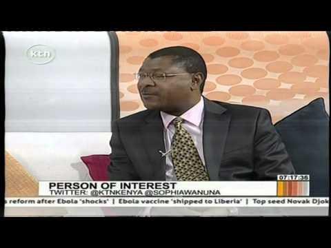 A look into Senator Moses Wetangula's profile