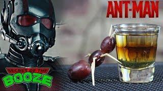 Ant-Man: A Tiny Cocktail Recipe