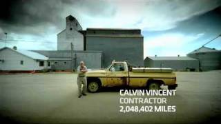Chevy Silverado Tells Its Stories