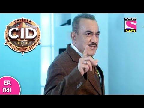 CID - सी आ डी - Episode 1181 - 25th September, 2017