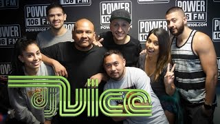 DJ Vice On Working At Power + Drake-Meek Mill Beef YouTube Videos