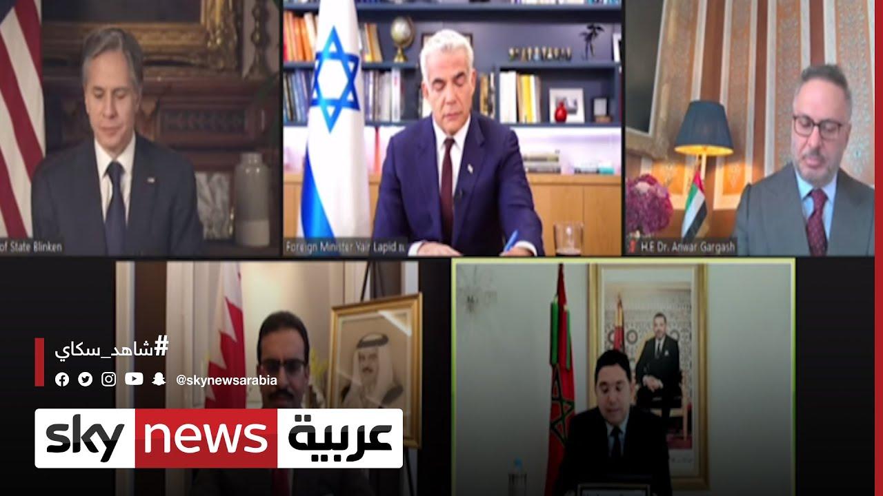 اتفاقيات السلام..المستشار الدبلوماسي لرئيس دولة الإمارات أنور قرقاش  - نشر قبل 2 ساعة