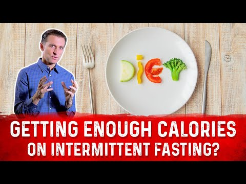 Getting Enough CALORIES on Intermittent Fasting?