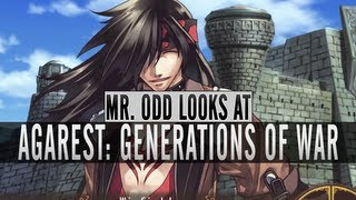 Mr. Odd Looks at Agarest: Generations of War [PC][Preview/First Impressions/Gameplay/Review]
