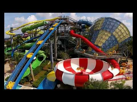 Rapids Water Park Awesome Water Slides