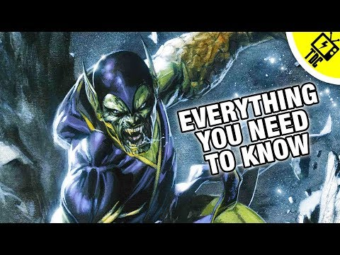 The Skrulls: Everything You Need to Know (The Dan Cave w/ Dan Casey)