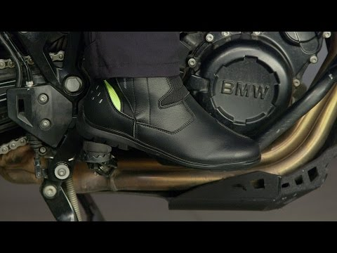 Dainese Tempest D WP Boots Review at YouTube