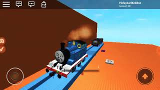 Thomas in America roblox remake / Thomas and friends