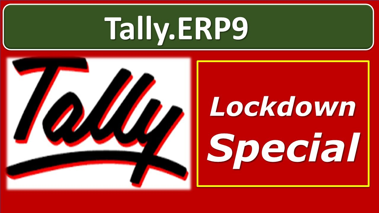 Tally Trial version free download I 30 Days tally ERP9 ...