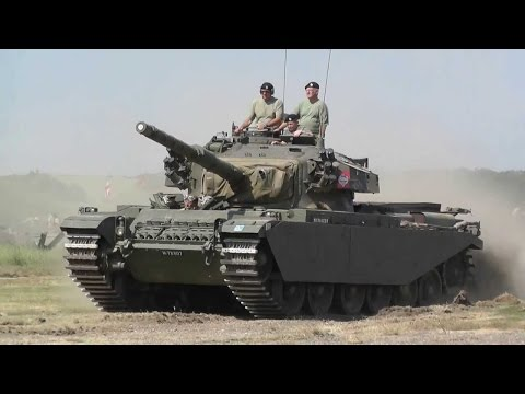 Heavy Metal Monster : The Centurion Tank : Best Documentary 2017