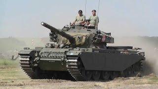 Heavy Metal Monster : The Centurion Tank : Best Documentary 2017