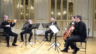 J. Brahms: Clarinet Quintet in b minor, Op. 115: 1. Allegro