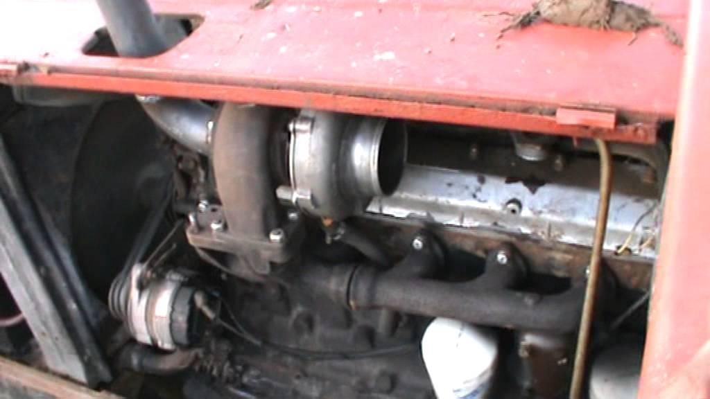 Fiat 980 Dt Turbo 1 3bar Turbodruk Youtube