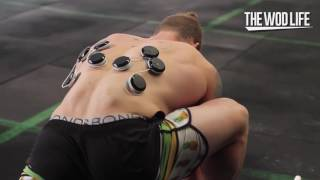 James Newbury on the Benefits of Compex Muscle Stimulation