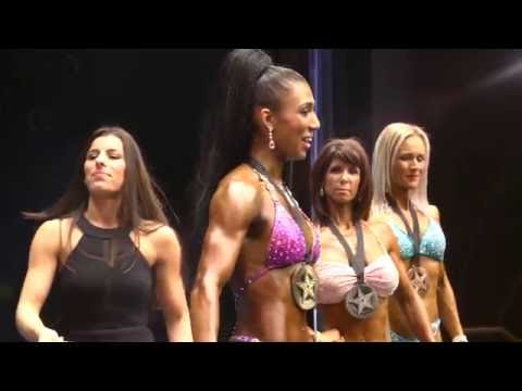 The Women of the 2016 Physique Canada National Classic