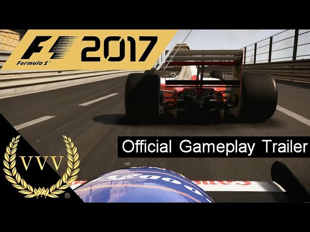 F1 2017 Gameplay Trailer