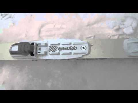 Review - Whitewoods XC ski Binding via Amazon