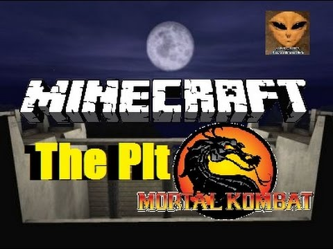 Minecraft: The Pit - (Mortal Kombat) Arena , How To Build     Episode: 164