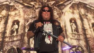 �������� ���� Testament - Disciple Of The Watch Live @ Tuska Open Air 1/7/2016 ������