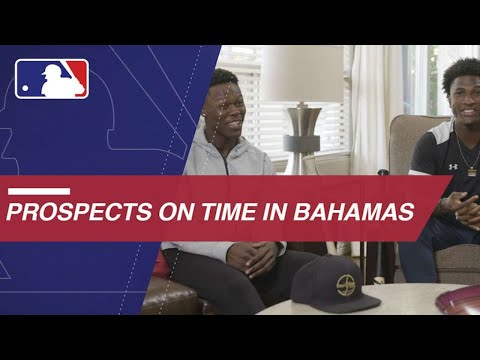 Prospects Fox and Chisholm on time spent in the Bahamas