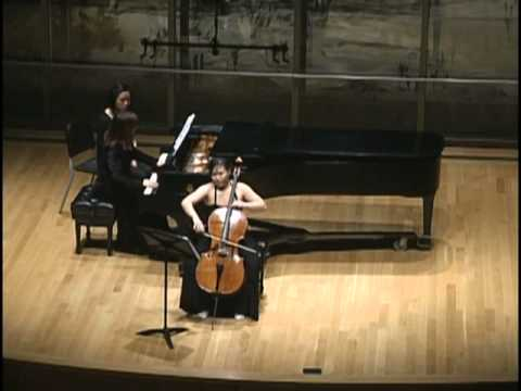 Rachmaninov: Sonata for Cello and Piano in G minor, Op. 19, III - Andante