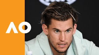 "Dominic Thiem: ""I gave everything I had!"" 