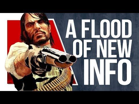 MASSIVE Red Dead Redemption 2 Leak