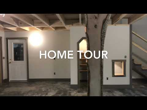 Pole Barn Home Tour