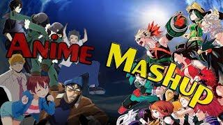 Anime-Mashup - Opening Edition (Boku No Hero Academia, Mob Psycho 100...)