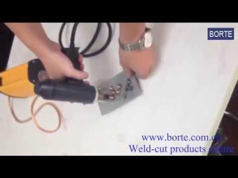 Rechargeable Stud Welding Machine De Chine fabricant