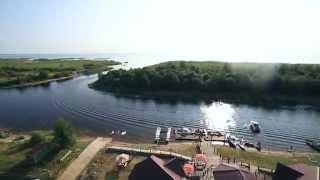 видео База отдыха Весёлый Маныч - Ростовская область (Официальный сайт, фото, отзывы)