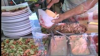 Размышления о еде на израильских улицах