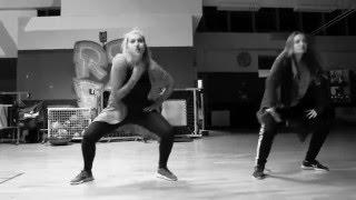 K. Michelle - HARD TO DO Choreography | Leja & Minela