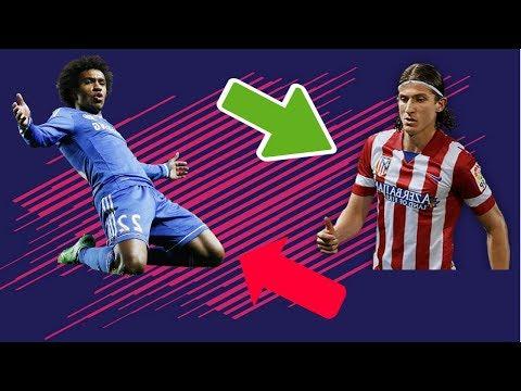 LA HISTORIA DE WILLIAN POR FILIPE   FIFA 16