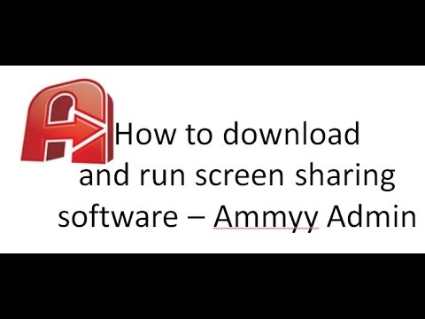 free ammyy admin free download
