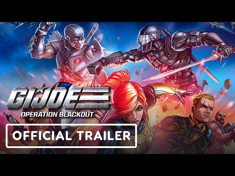 G.I. Joe: Operation Blackout - Official Reveal Trailer