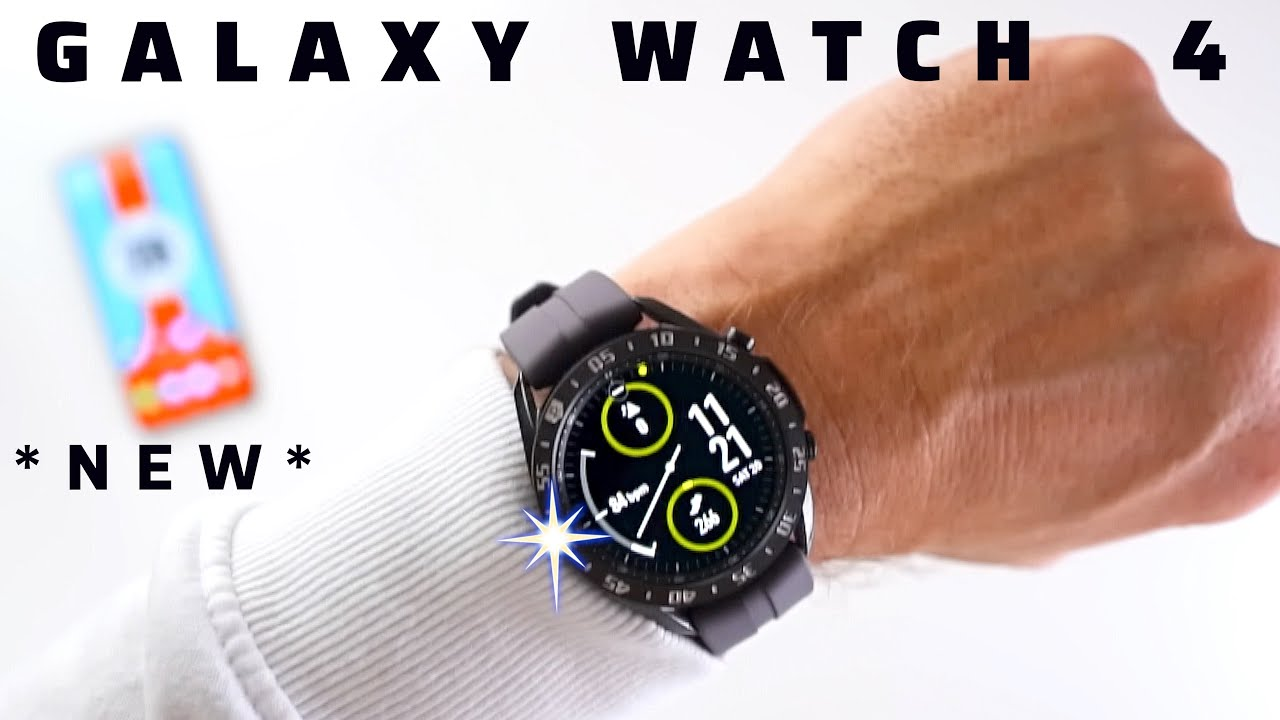 Galaxy Watch 4 / One Feature will change your life!