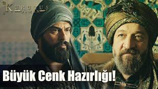 Osman Bey, Konya'da Selçuklu Sultanı ile görüştü - Kuruluş Osman 63. Bölüm