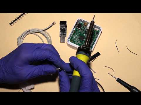 4 - 0xDEADCODE - PentesterAcademy - UART - Making the Cable Soldering