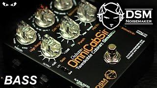 DSM Noisemaker OmniCabSim Deluxe - BASS Demo