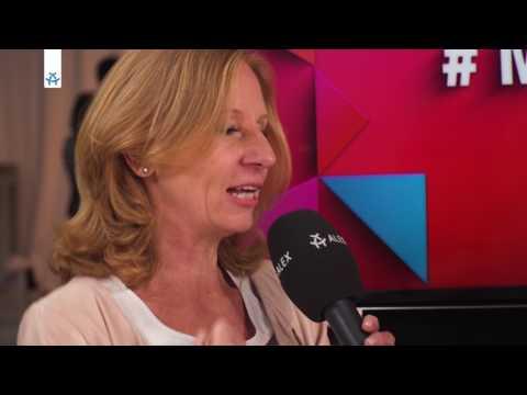 Intendantin RBB Patricia Schlesinger Interview mit Marvin Jäger auf der #MCB17