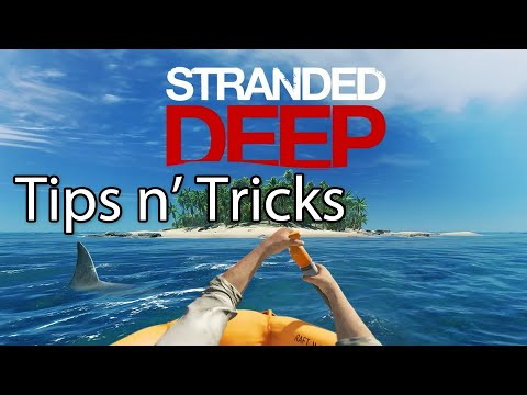 Stranded Deep Xbox One Tips & Tricks: Basic Survival