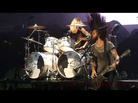 Pop Evil - Waking Lions - Live HD (PNC Bank Arts Center)